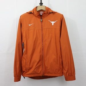 Nike UT Longhorns Hooded Jacket